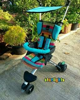 Stroller Babyelle Wave Rainbow
