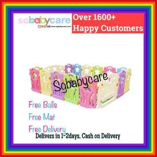 FREE DELIVERY Baby Play Yard Playpen Gates