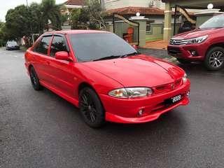 2004 Proton Wira 1.5 GLi A/B Special Edition (A)
