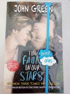 // NOVEL KOLPRI SPECIAL EDITION // THE FAULT IN OUR STAR