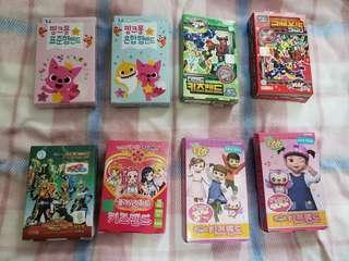 韓國可愛卡通膠布