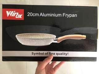Brand new marble coating frypan