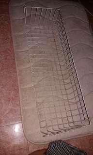 Powder coated rack