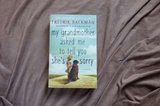 My Grandmother Asked Me to Tell You She's Sorry | books