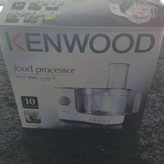 Kenwood Food Processor KNW-FP 120