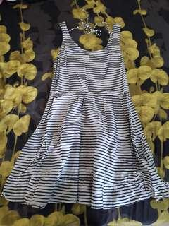 Auth Divided by H&M dress
