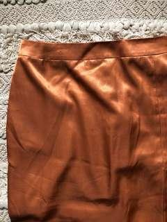 Real Silk Skirt