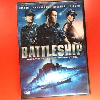 DVD BATTLESHIP 超級戰艦:異形海戰