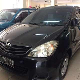 Toyota Kijang Innova E Upgrade G 2010