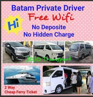 Batam rent car