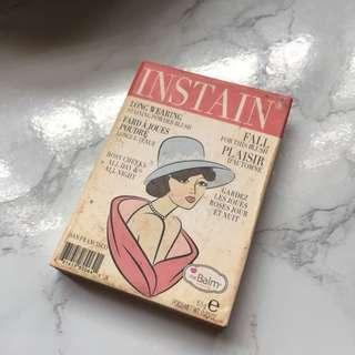 The balm instain blusher