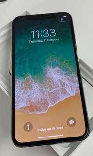 iPhone X (256GB) Silver