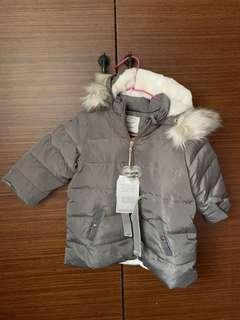 🚚 Zara Baby 全新外套18-24M