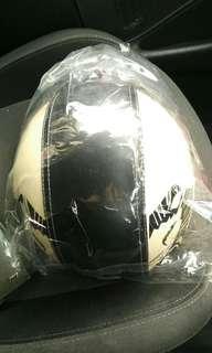 Helmet Steng Leather-like