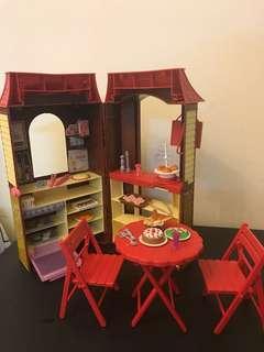 Barbie 麵包屋🈹🈹🈹🈹🈹