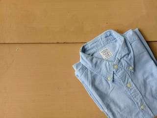 Uniqlo Light Blue Oxford Shirt