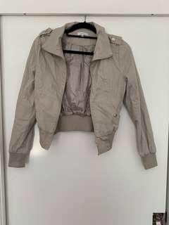 Grey Valleygirl Jacket