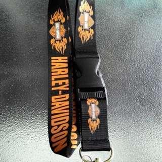 Tali Leher Harley Fire untuk HP, Card, MP3, dll