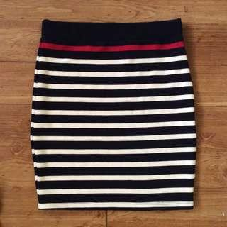 Office Skirt (fits up to 29 waistline)