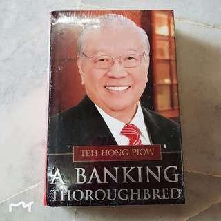 [NEW] TEH HONG PIOW - A BANKING THOROUGHBRED