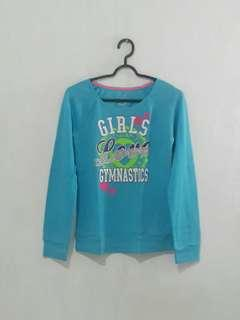 Girls Gymnastic Sweater