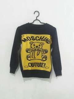 Moschino Bear Sweater