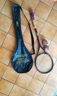 FREE: Squash Racket