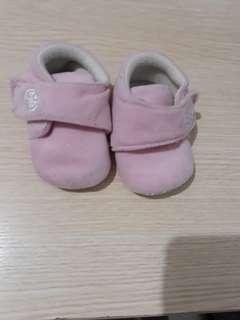 Pink shoes for 9months