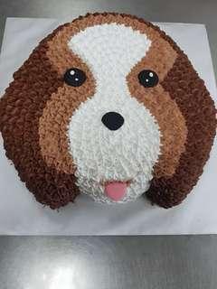 2D Cake(1.5kg)