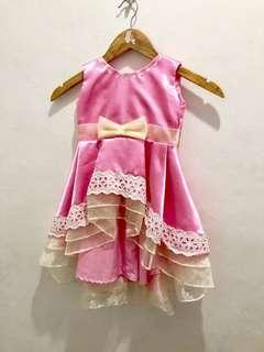 Gown for 1-2 yrs old