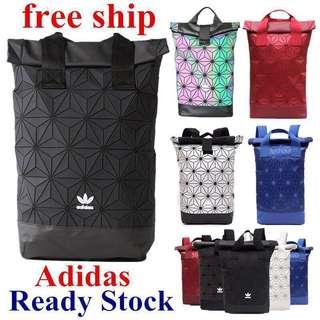 Adidas Trefoil Issey Miyake Backpack 2018 (AUTHENTIC)