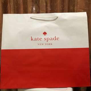 Paperbag Kate Spade