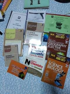 Text Book set sale