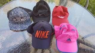 Hat Sale! Nike Adidas Puma Vans Sport & Fashion Brands