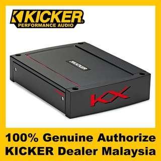 KICKER KX 2 Channel Class D Amplifier, 400w - KXA400.2
