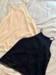 Pre-loved Sheer Sleeveless Top