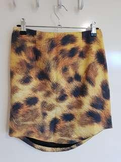 Bardot Mini Skirt 8
