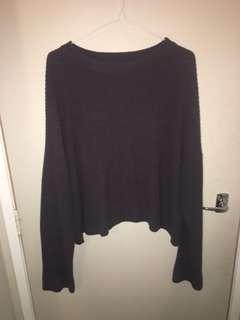 Glassons Cropped Knit Sweater