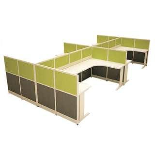 Full Fabric Partition - Office Furniture