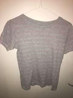 glassons grey tee