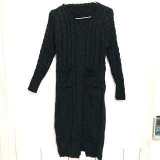 🚚 🎀全新🎀厚長版衣#十月女裝半價