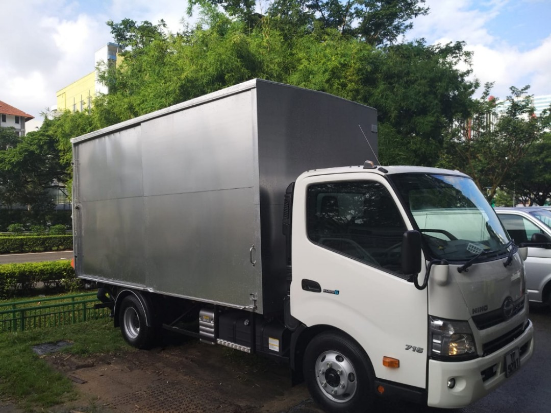 0dc2e3dd14 Instant booking 14ft lorry hourly rental 94593979