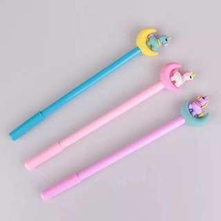 Unicorn Ballpen Set