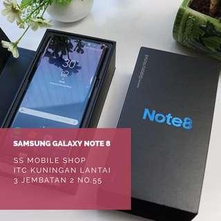 Samsung Galaxy Note8 Smartphone - Orchid Gray [64GB/ 6GB]