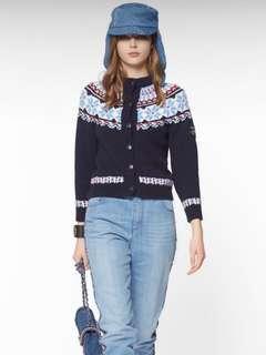 NEW CHANEL WOOL CARDIGAN JACKET COAT 羊毛外套