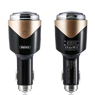 Car-Charger 3 In 1 Dual