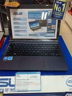 """Cicilan Laptop ASUS 11.6"""" Tanpa Kartu Kredit + Proses Pun Cepat"""