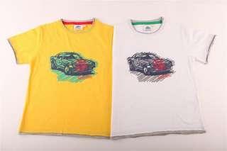 Race Car Engine T-shirt for boys