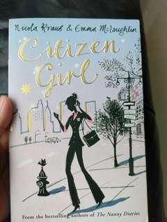Citizen girl - Nicola Kraus and Emma McLaughlin