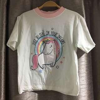 Unicorn Tshirt